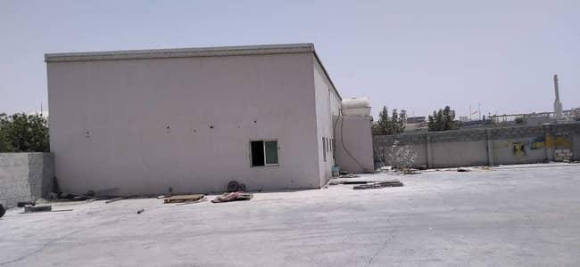 Industrial Land for Sale in Al Jurf, Ajman - 29062 SQ FT INDUSTRIAL LAND WITH BOUNDARY WALL IN AL JURF INDUSTRIAL
