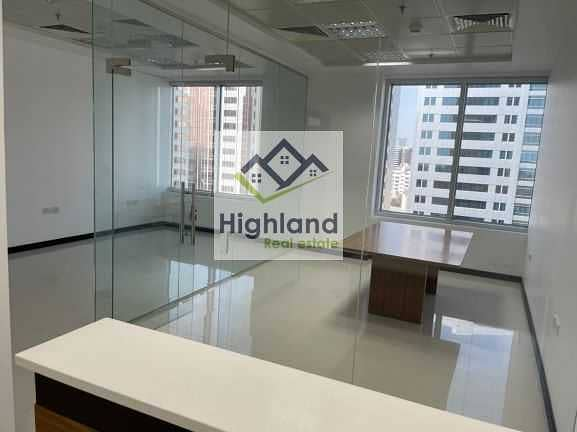 2 Move- in Ready Office in Airport Road