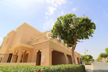 فیلا 3 غرف نوم للبيع في واحة دبي للسيليكون، دبي - Traditional | Middle Unit | Close to Pool | Single Row