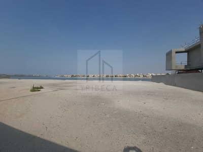 Plot for Sale in Palm Jumeirah, Dubai - VIP Signature Villa Plot | Palm Jumeirah