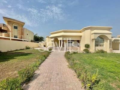 3 Bedroom Villa for Rent in Al Wasl, Dubai - Private Single Storey Villa with a Large Garden