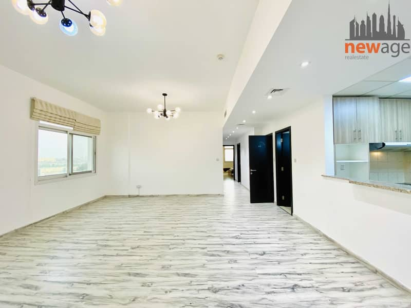 Upgraded   2BHK Study   2 Parkings   Large Corner Apartment For Rent