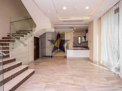 فیلا 4 غرف نوم للبيع في قرية جميرا الدائرية، دبي - Signature Villa| With Elevator| Plus maid  Room