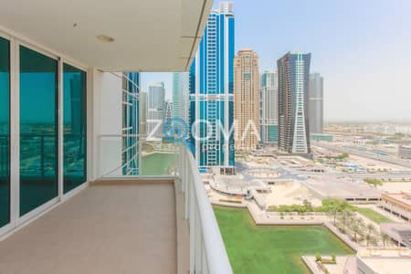 3 Bedroom Flat for Sale in Jumeirah Lake Towers (JLT), Dubai - High Floor | Maids + Laundry Room | Rented