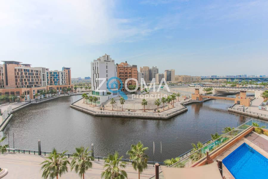 Waterfront Facing | Spacious 3 Bed | Rented