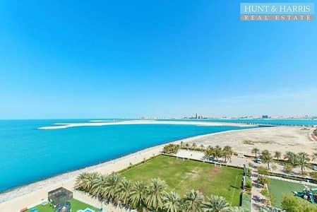 شقة فندقية 1 غرفة نوم للبيع في جزيرة المرجان، رأس الخيمة - Living in Luxury - Fully Furnished - Amazing Sea View