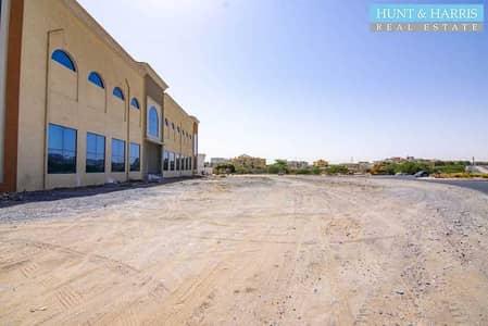محل تجاري  للايجار في الظيت، رأس الخيمة - Perfect Location For Mall or Gym or Hypermarket   Al Daith