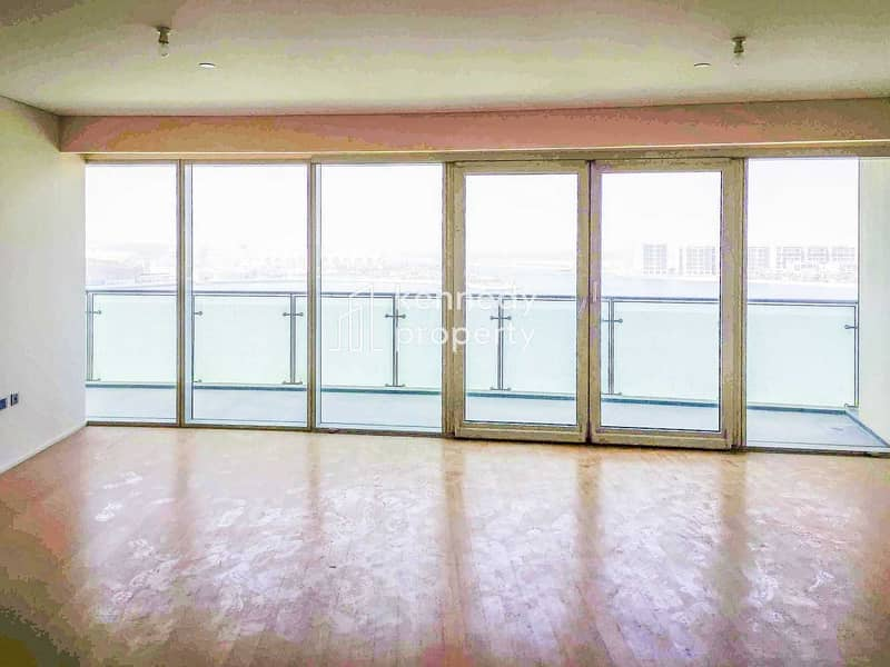 2 Panoramic Sea View   Large Layout   High Floor