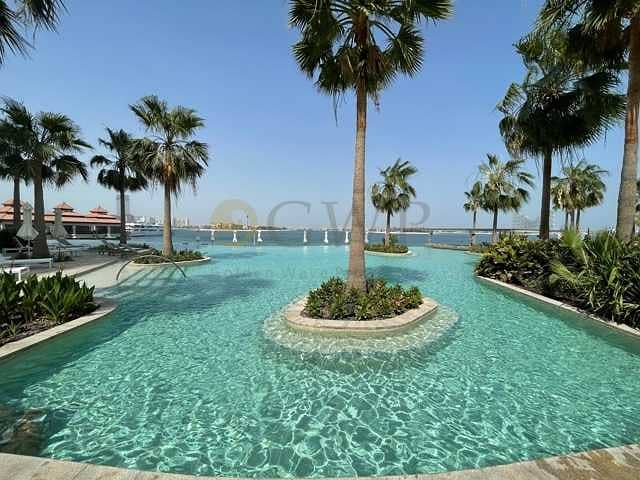 EXCLUSIVE Private Beach 2 bed large balcony GREAT DEAL