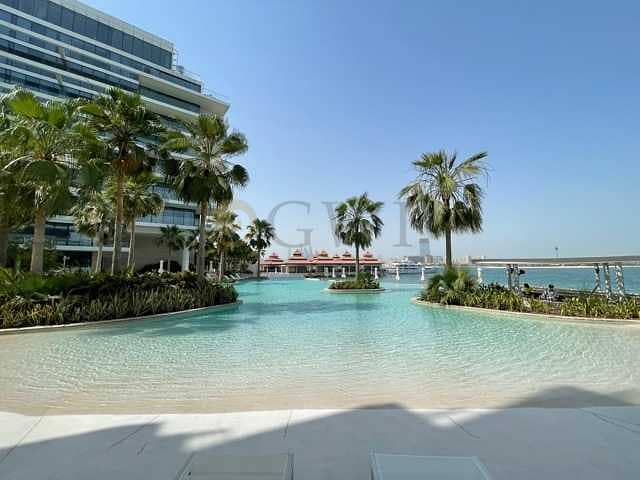 2 EXCLUSIVE Private Beach 2 bed large balcony GREAT DEAL