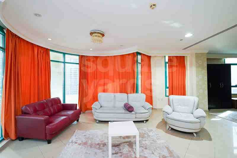 2 HOT SALE 4BR + Maid    Partial Sea and Marina View