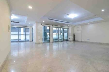 4 Bedroom Villa for Sale in Business Bay, Dubai - 4 BR Podium Villa with floor to Ceiling window