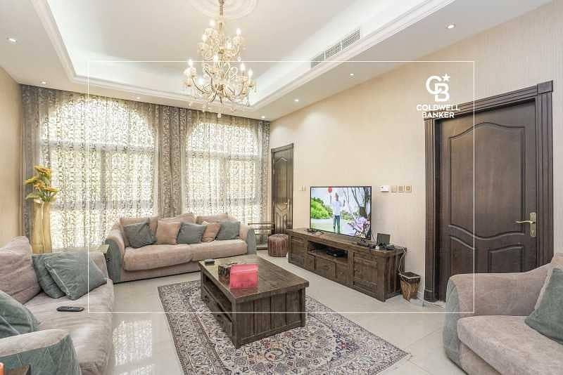 Fully Furnished   All Master Bedrooms   Corner Unit