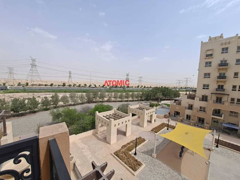 8 1 BED ROOM FOR RENT IN REEMRAAM  WITH BALCONY - 34