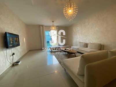 فیلا 3 غرف نوم للايجار في الريف، أبوظبي - A Semi-Furnished Villa with Extended Garden