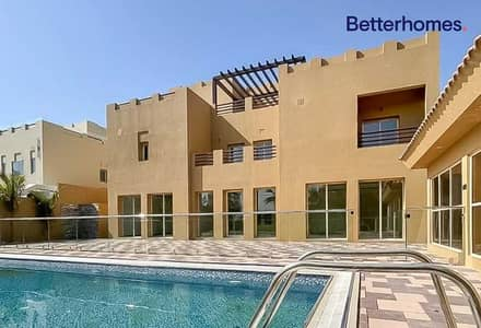 6 Bedroom Villa for Rent in The Lakes, Dubai - ONE OF A KIND HATTAN | VACANT | CALL TODAY