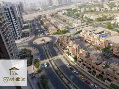 Studio for Rent in Dubai Sports City, Dubai - One Month free   F/F Studio With Balcony in Elite 8