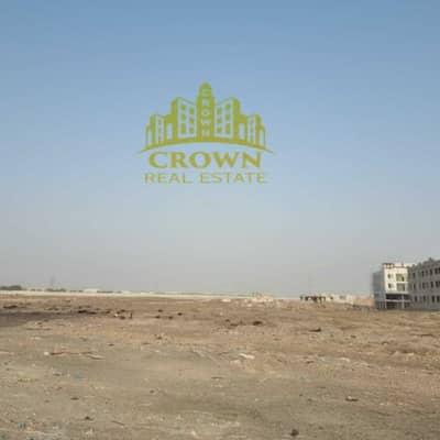 Plot for Sale in Al Jurf, Ajman - Hot Deal!! Residential Plot For Sale In Al Jurf Industrial 2 Ajman 6950 Sqft in Just 330,000