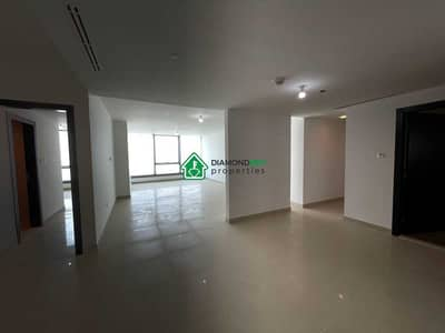 3 Bedroom Apartment for Rent in Al Reem Island, Abu Dhabi - Biggest Rectangular shaped 3 beds in Sky Towers