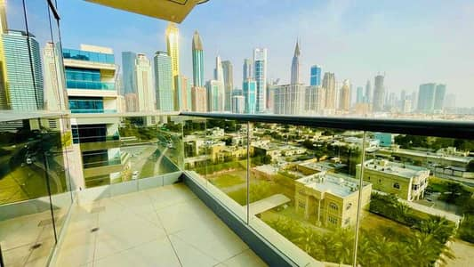 2 Bedroom Apartment for Rent in Sheikh Zayed Road, Dubai - Spacious 2bhk rent only 65k with parking 1month free