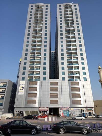 1 Bedroom Apartment for Rent in Al Nuaimiya, Ajman - FULLY FURNISHED 1BHK APARTMENT PALACE VIEW AVAILABLE FOR RENT IN CITY TOWER AJMAN MONTHLY 3500/- INCLUDING UTILITY BILLS