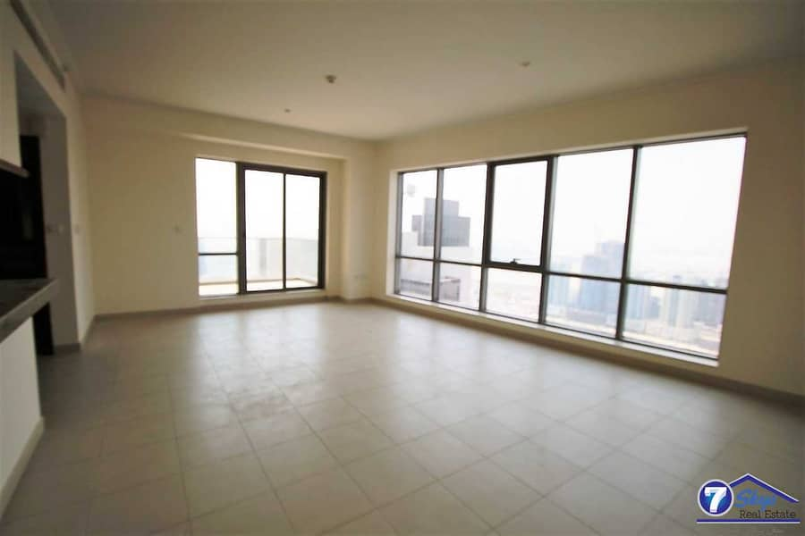 2 05 Type 1BHK | High Floor | With Canal View