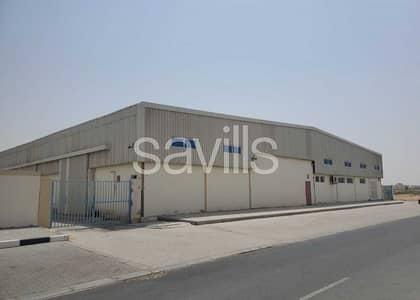 مستودع  للبيع في السجع، الشارقة - Warehouse & Labor Accommodation in New Sajaa