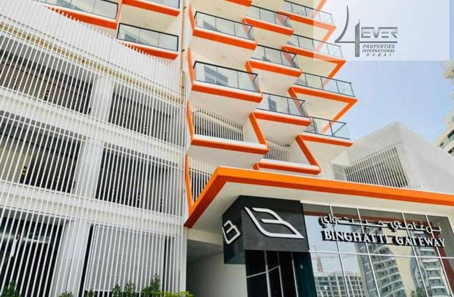 Exceptional Best Price for 2 BR at Al Jaddaf Ready to move .