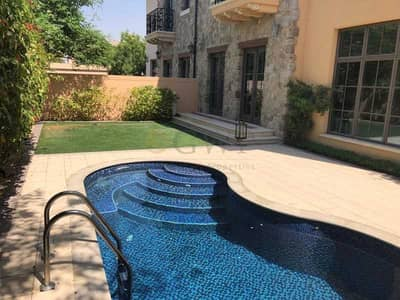 4 Bedroom Villa for Sale in Jumeirah Golf Estates, Dubai - Exclusive Well Maintained Muirfield Private Pool