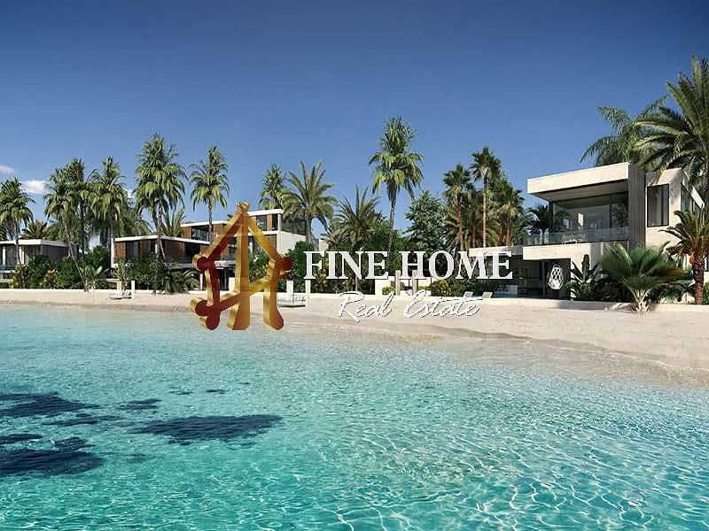 13 The Beach Land With Plot Area 13