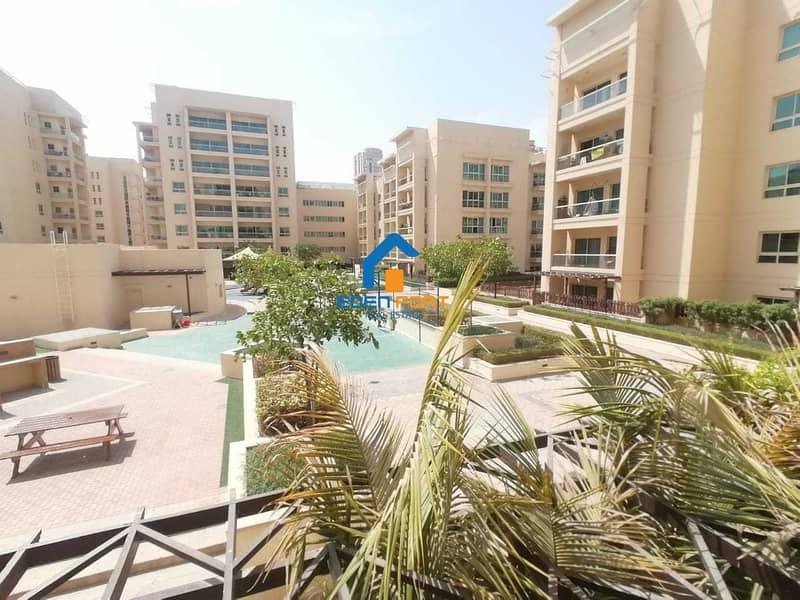 Nice & Huge   2  Bedroom+ Study   Al Dhafrah 1   Greens