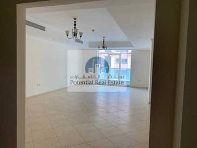 1 Bedroom Flat for Rent in Al Taawun, Sharjah - 1 Master BHK @ Al Taawun  New RD  -    Free AC +  parking + 1 month free very luxury and wide
