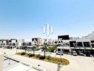 تاون هاوس 3 غرف نوم للايجار في شارع السلام، أبوظبي - Savor the breeze in a garden of your new home