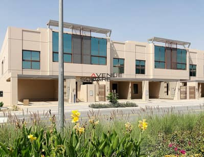 4 Bedroom Townhouse for Rent in Meydan City, Dubai - Genuine | End Unit | Landscaped | Vacant Soon
