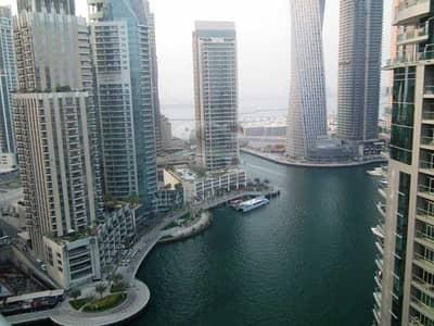 3 Bedroom Flat for Sale in Dubai Marina, Dubai - Exclusive  3Br + Maid + Study   High Floor   Full Marina View