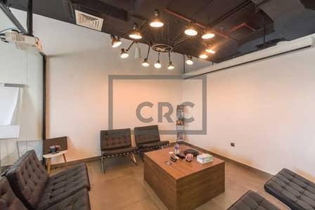 مکتب  للايجار في موتور سيتي، دبي - Fully Furnished |2 parking Spaces | Partitioned