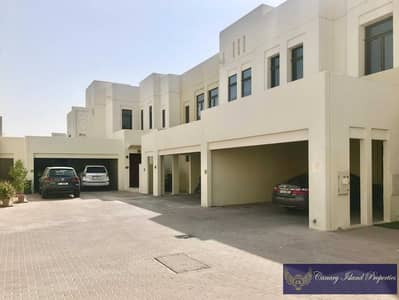4 Bedroom Townhouse for Rent in Reem, Dubai - 04 Bedrooms + Maid | Type G | Single Row