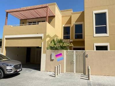 فیلا 4 غرف نوم للبيع في حدائق الراحة، أبوظبي - Type S Villa   Single Row   Corner   Full Privacy