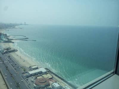 No Agency Fee 3 Bedroom Hall Apartment for Rent in Ajman Corniche Tower Ajman