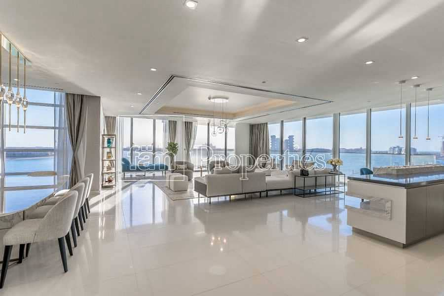 2 Full sea view like never seen before   High end