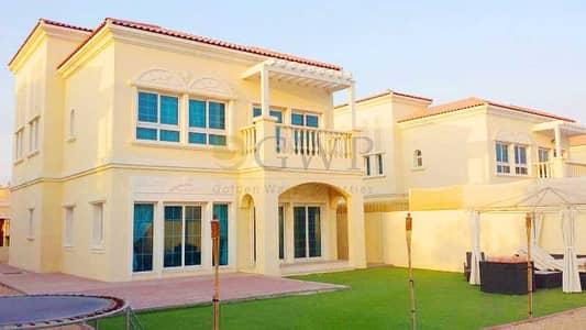 2 Bedroom Villa for Rent in Jumeirah Village Circle (JVC), Dubai - Massive Detached Villa | Peaceful Location | Well Kept | From Nov 5 |