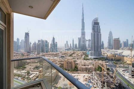 2 Bedroom Flat for Rent in Downtown Dubai, Dubai - Amazing 2 Beds Apartment with Full BurjKhalifaView