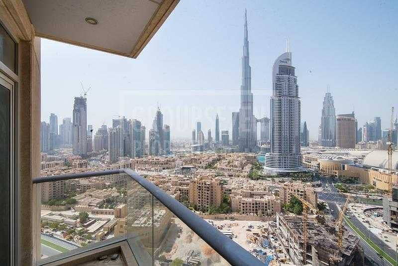 Amazing 2 Beds Apartment with Full BurjKhalifaView