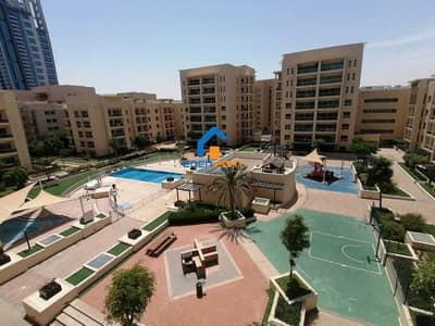شقة 2 غرفة نوم للبيع في الروضة، دبي - Nice Up-Graded | 2  Bedroom+ Study | Al Ghozlan  | Greens