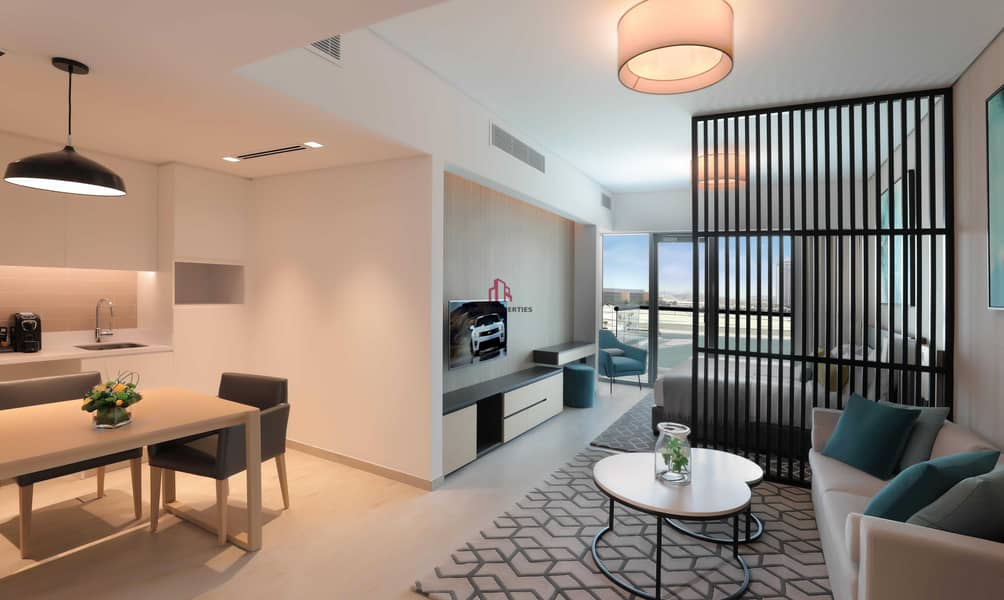 2 Hotel Apartment|No Commission|All Bills Included|Furnished