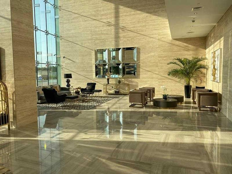شقة في برج 108 قرية جميرا الدائرية 32000 درهم - 5292941