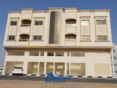 2 Bedroom Apartment for Rent in Al Jurf, Ajman - Alyazya Building Outside View