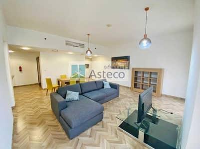 شقة 1 غرفة نوم للبيع في جميرا بيتش ريزيدنس، دبي - Fully Furnished   Marina View   Balcony