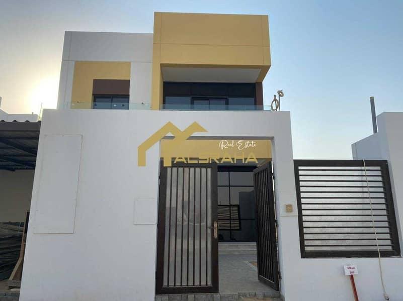 Very Luxurious Villa