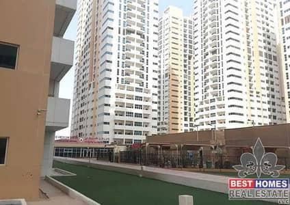 شقة 1 غرفة نوم للايجار في الصوان، عجمان - شقة في أبراج عجمان ون الصوان 1 غرف 27000 درهم - 5293140